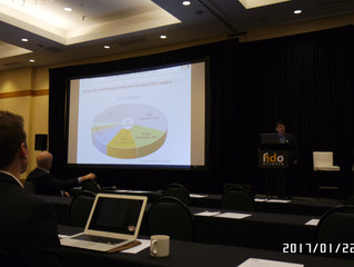 FIDO Alliance Vancouver plenary 2017