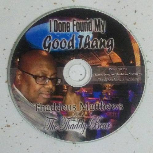 Good Thang CD
