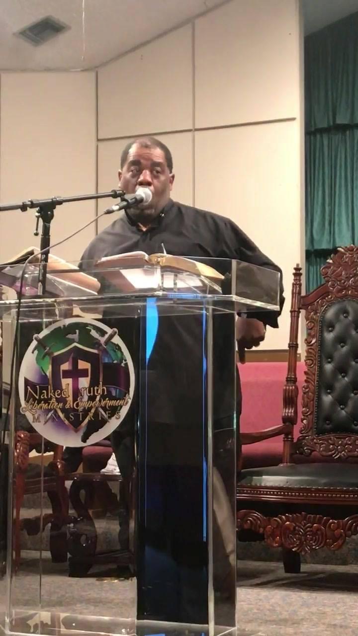 Pastor Leon Jones @ NTLEM 2nd Church Anniversary