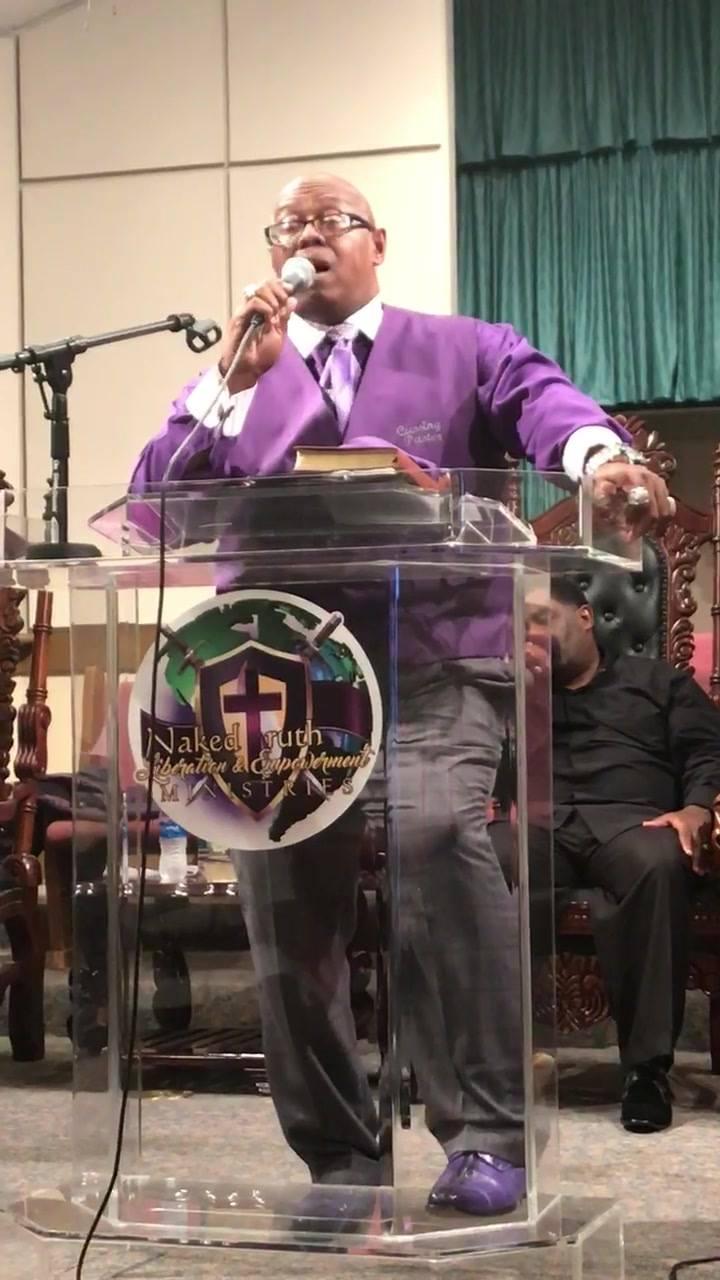Pastor Thaddeus Matthews @ Church Anniversary