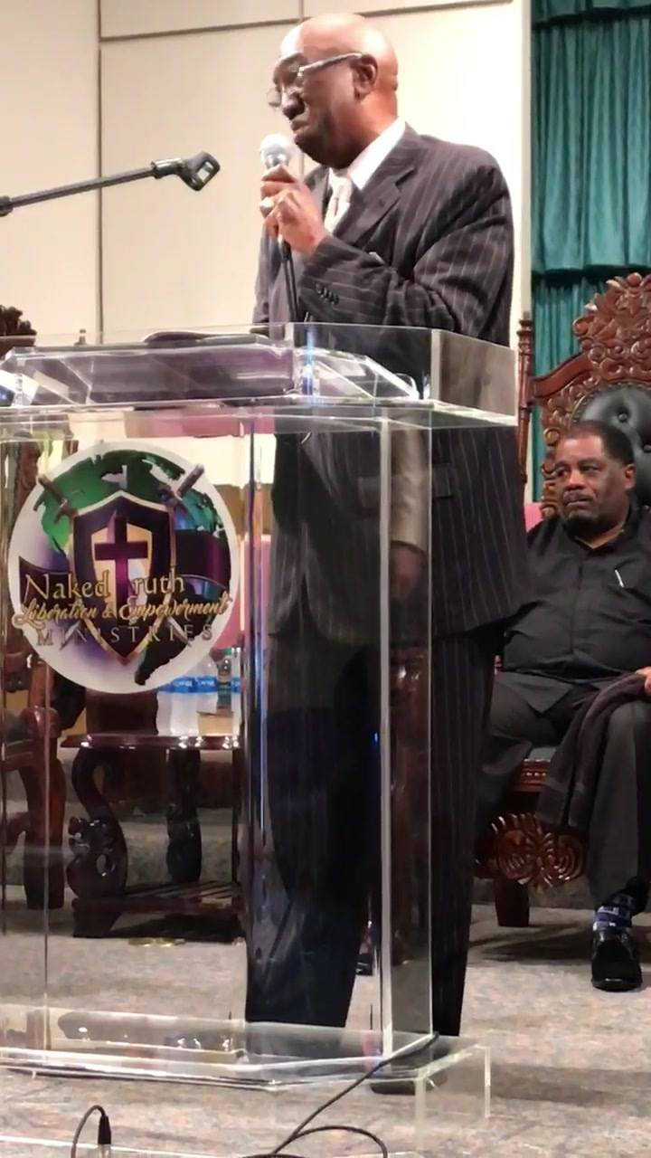 Pastor Turner
