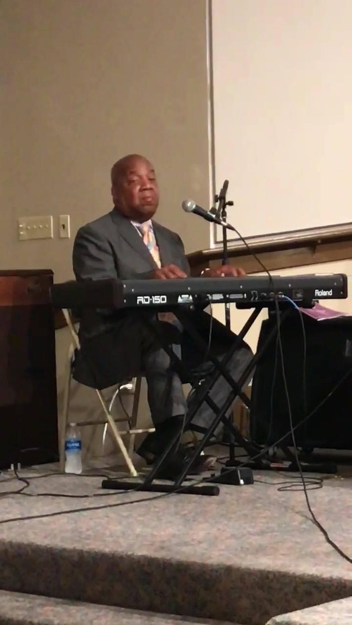 Moses Tyson! NTLEM 2nd Church Anniversary