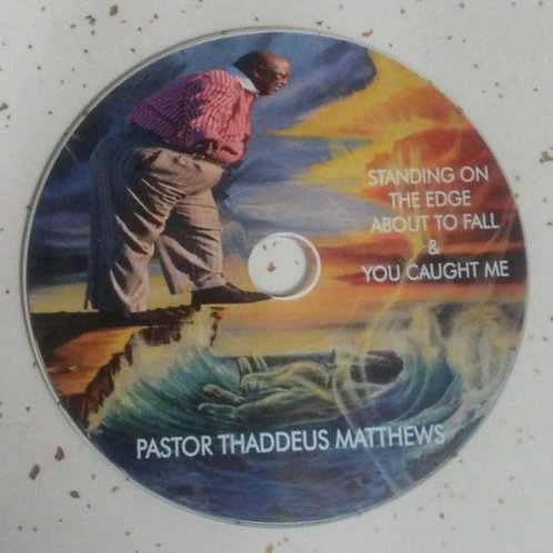 Standing on the Edge CD