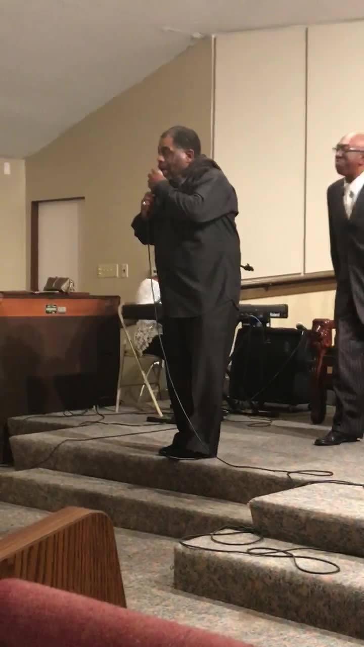 Pastor Jones @ NTLEM