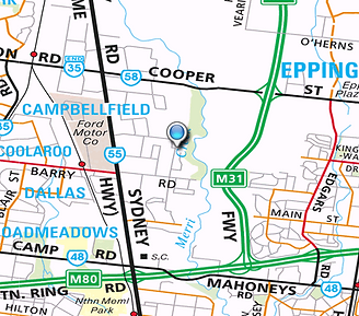 63 Merri Concourse map.png