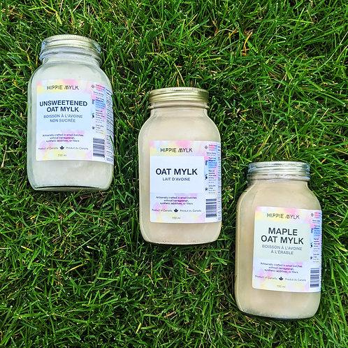Mylk Pack (3 flavours)