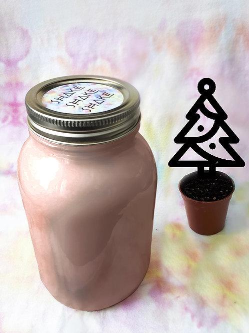 Peppermint & Cacao Oat Mylk - Large (700 ml) - frozen