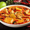 Caribbean White Fish Curry Stew