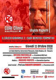 CURI Clinic_11 Ottobre Righetti