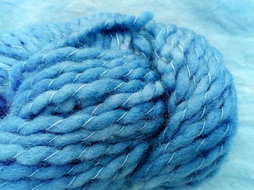 CHUNKY WRAP - BLUE