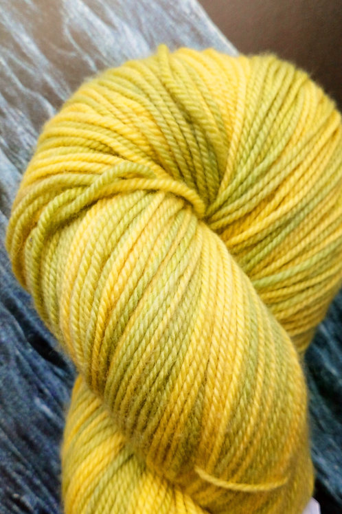 COWSLIP -  4ply fingering Merino and Silk