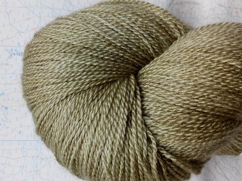 MOSS -  Laceweight Merino and Silk