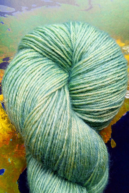 PRAIRIE -  4ply fingering Blue Faced Leicester