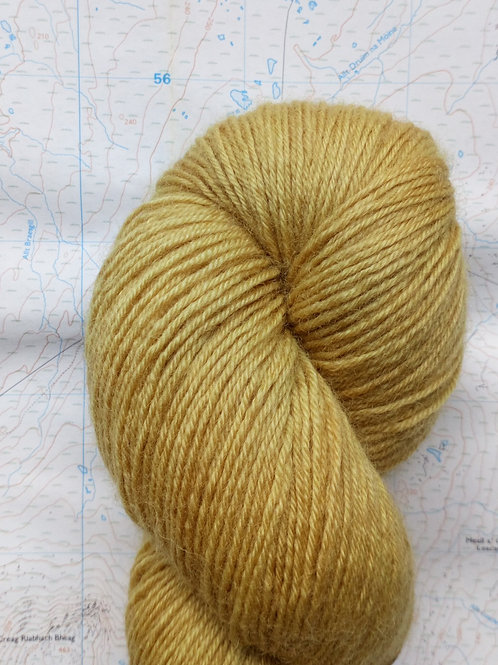 SUMMERLIGHT -  4ply fingering Blue Faced Leicester