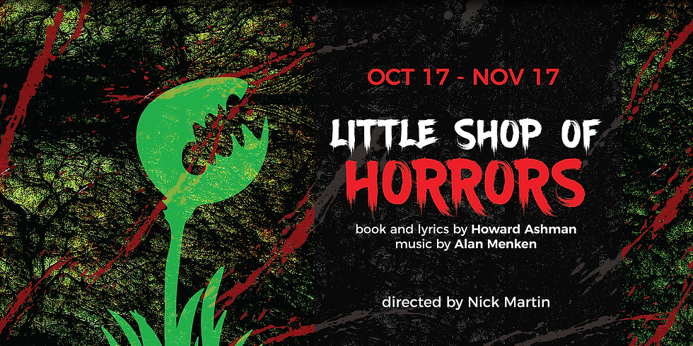 Little Shop of Horrors: Constellation Theater Company