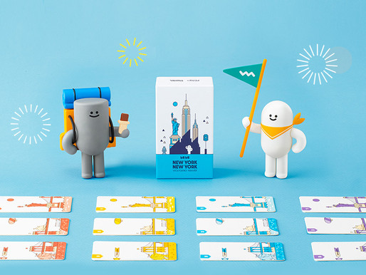 New York, New York Board Game Porject