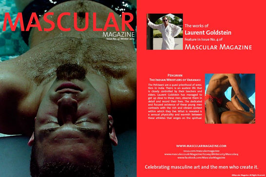 MASCULAR Magazine - No. 4