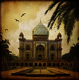 The Twilight of a Mughal Dream
