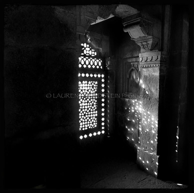 """Shadows and Lights with Rhythm"""