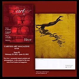 CARTIER ART MAGAZINE - N°30