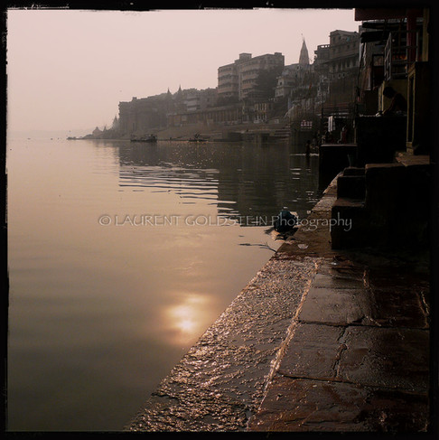 From the Banks of the Ganges