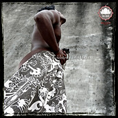 "Throw style ""Taj Mahal"" - col Grey - 150x200 - 100% wool"