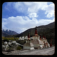 The Valley of Stupas