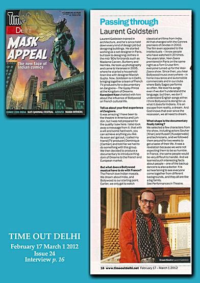 TIME OUT DELHI