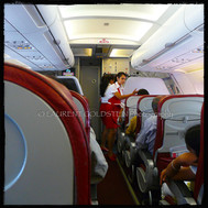 With Kingfisher Airlines