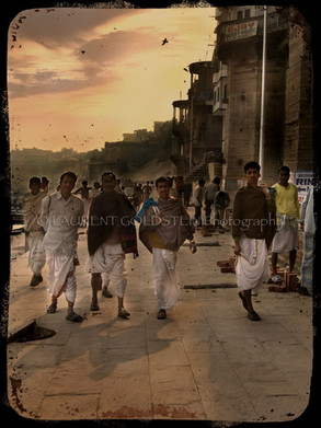 The Whimsical Charm of Men who wear Dhoti