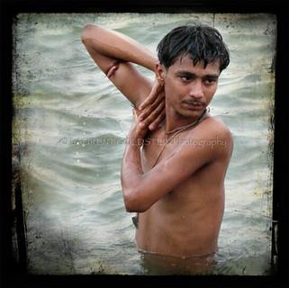 Le Jeune Homme au Bain