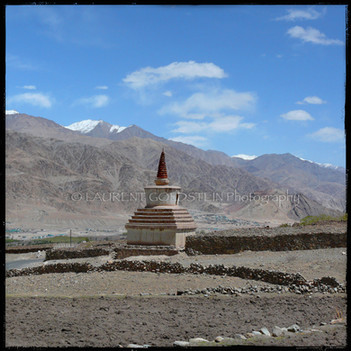 A Stupa in the