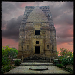 The Oilman's Temple