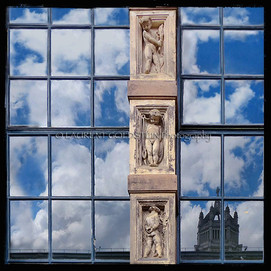 """""""Reflection in a Victorian Window"""""""