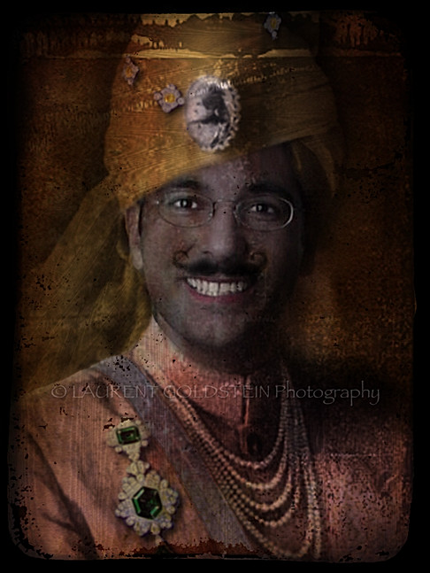 Maharajah of Huescapur