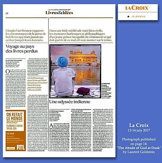 LA CROIX 13 - 14 July 2017