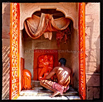 A Splash Of Orange Spiritual Vibrations