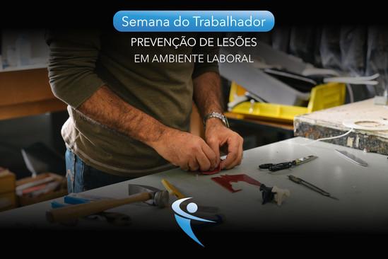 Prevenção de lesões em ambiente laboral