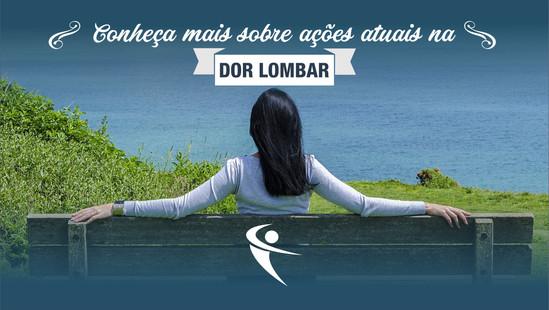 Conheça mais sobre ações atuais na Dor Lombar