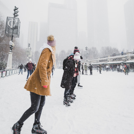 Stay Fit This Winter - 8 Ways Ice Skating Helps Improve Your Health