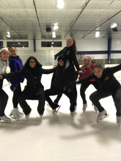 Fun at the Rink