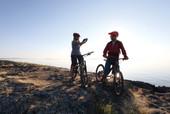 Mountain Biking in Paradise