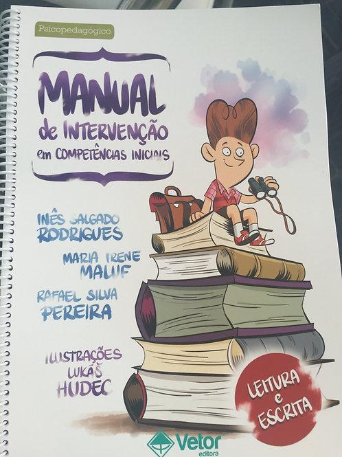 Manual de Intervenção na Leitura e Escrita