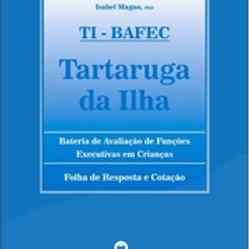 TI-BAFEC Tartaruga da Ilha - Bateria de Avaliação-Funções Executivas-Crianças