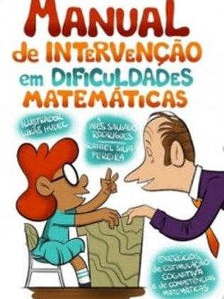 MANUAL DE INTERVENÇÃO EM DIFICULDADES MATEMÁTICAS