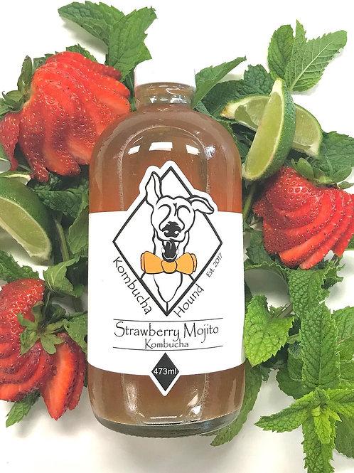 Strawberry Mojito (473ml)