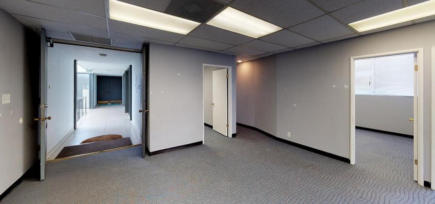 Suite 208 - Entrance