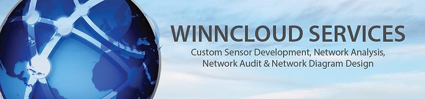 WinnCloud Services | Custom Development, Network Analysis, Network Audit, Network Diagram Design