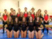2013-14 Miami Club Gymnastics