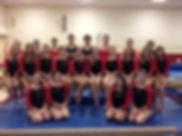 2012-13 Miami Club Gymnastics